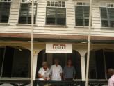 Cynthia Mac Leod en Stadsherstel Suriname